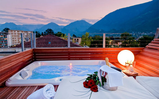 The 10 best hot tubs in italy experiences by for Boutique hotel italia