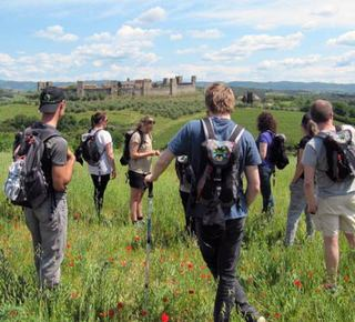 Go trekking on the Via Francigena Hotel