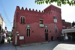 Il museo della Casa Rossa