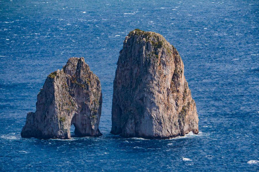 L'inverno a Capri