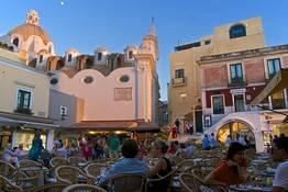 Il piccolo museo al centro di Capri