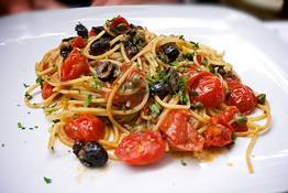 Os restaurantes e a culinária