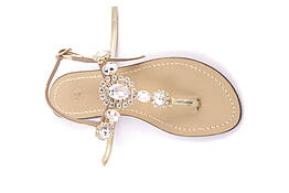 Jewel sandals - Da Costanzo
