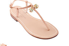 Campanella sandals - Da Costanzo