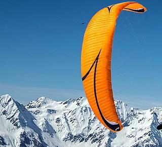 Paragliding Hotel