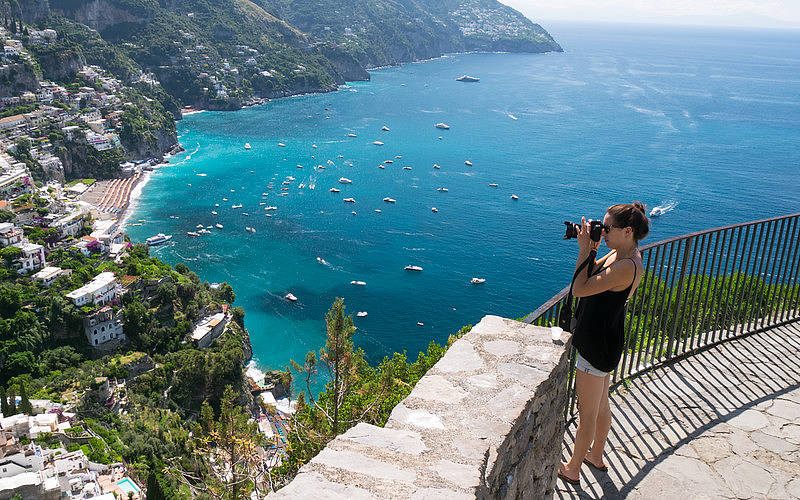 Day Trips to the Amalfi Coast from Sorrento