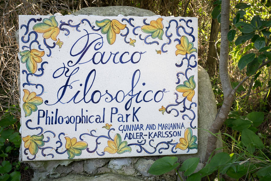 A Visit to Anacapri's Philosophical Park