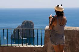 Excursões de Sorrento até Capri