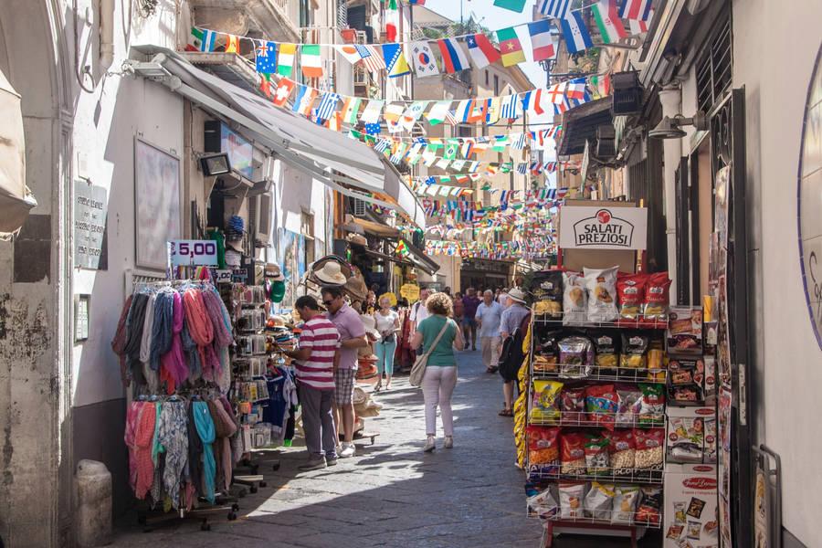 O que comprar em Sorrento