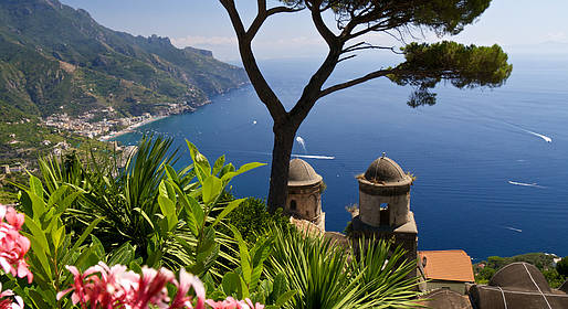Capri & The Amalfi Coast