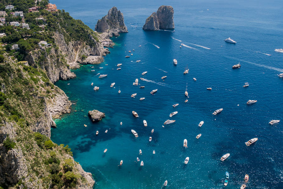 Renting a Boat on Capri: A Guide