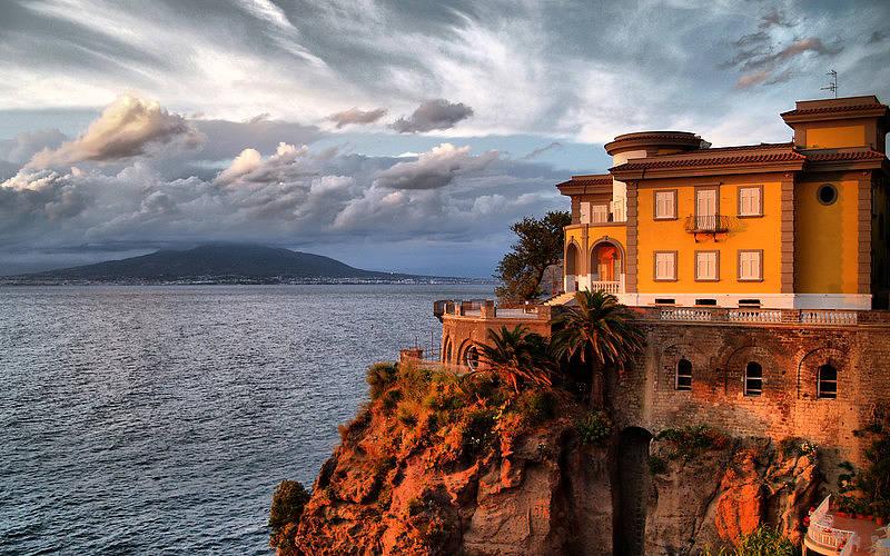 I 7 luoghi più romantici di Sorrento - Sorrento