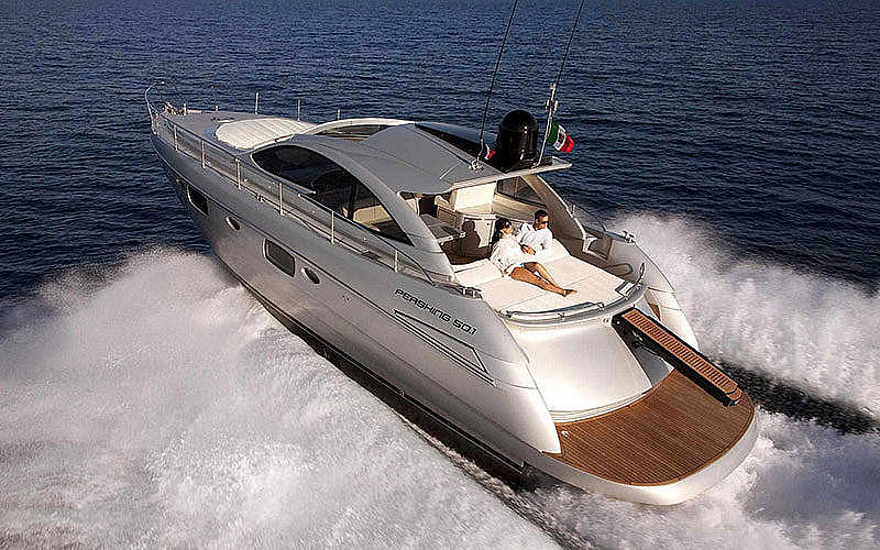 Luxury Yacht Charters on Capri