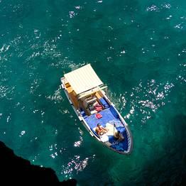 Un'escursione di un giorno da Positano o Amalfi a Capri