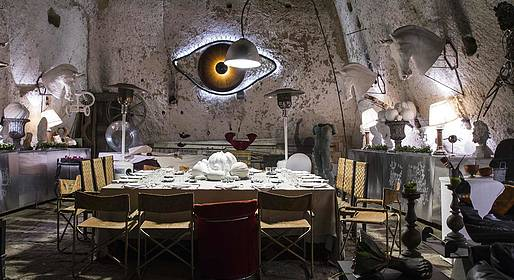 Napoli: il social eating a opera d'arte di Homeating