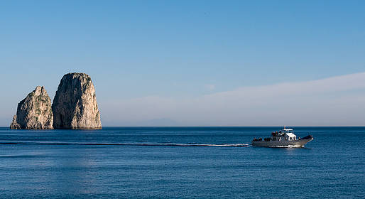 Tour in barca da Sorrento a Capri