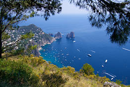 Day trips to Capri from Positano and Amalfi