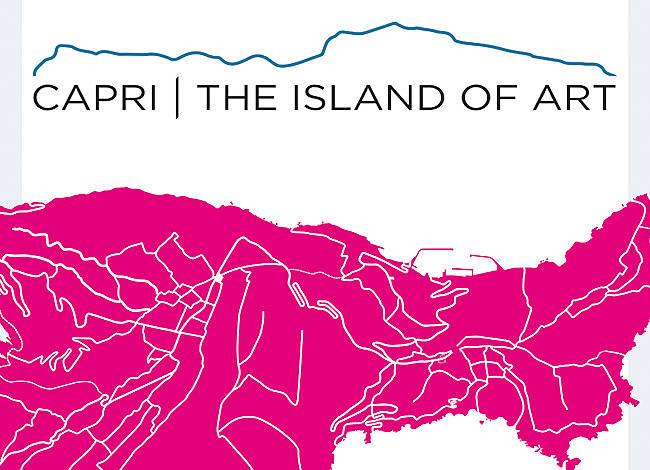 Capri The Island of Art - 1st edition (2015)