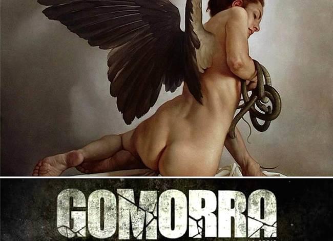 Roberto Ferri's paintings for the second season of Gomorrah (TV series)