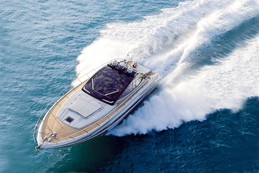 vertigo sail yacht