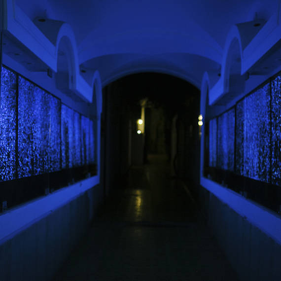 Percorso di Luce - Le otto fontane  (Path of Light - The eight fountains), 2015