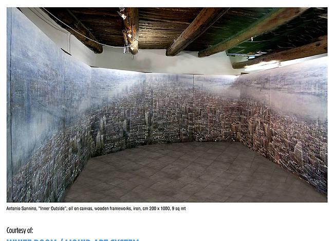 Liquid art system at CONTEXT Art Miami 2014