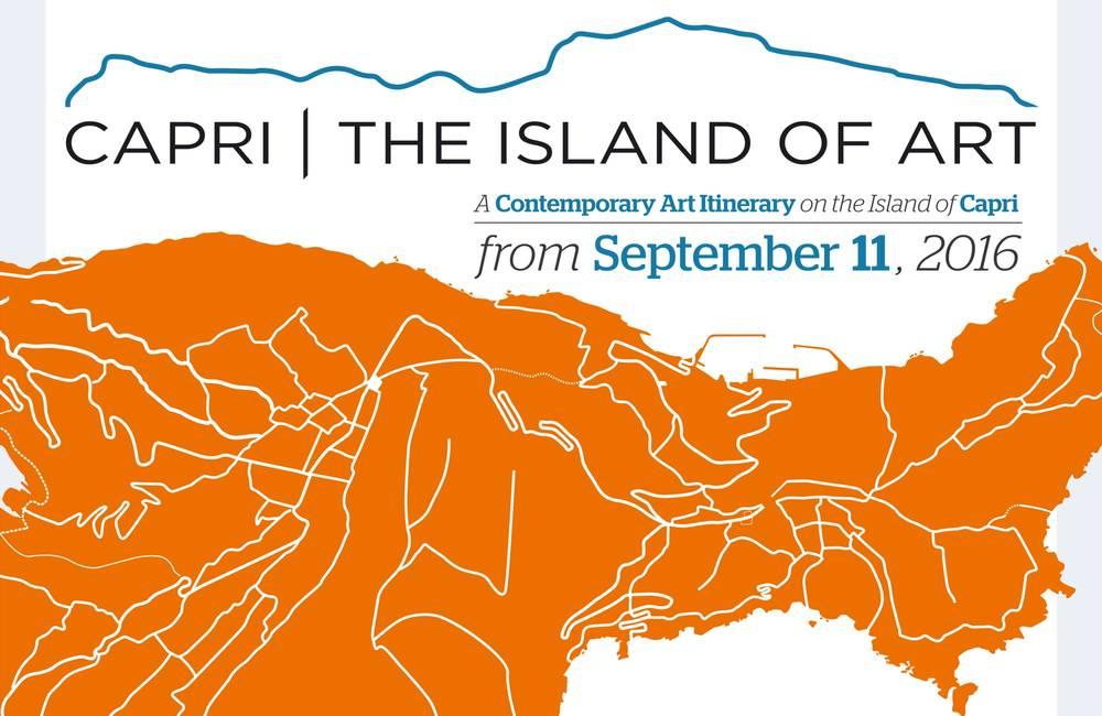 Capri The Island of Art - 2nd edition (2016)