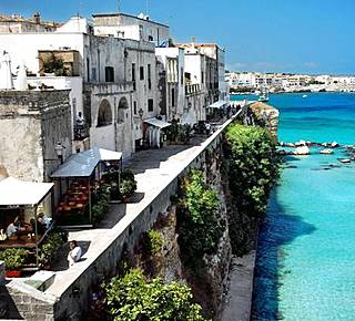 Otranto, gateway to the East Hotel