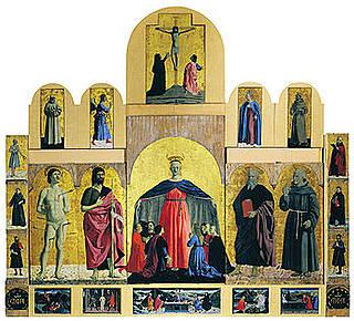Piero della Francesca and Caravaggio Show in Sa... Hotel