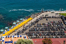 Parking in Sorrento