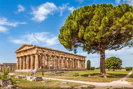 Un'escursione a Paestum