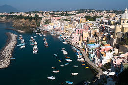 A Day Trip to Procida from Sorrento
