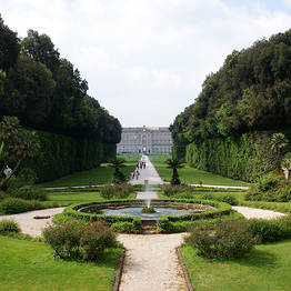 Visiting the Royal Palace of Caserta from Sorrento