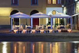 Os restaurantes românticos de Sorrento