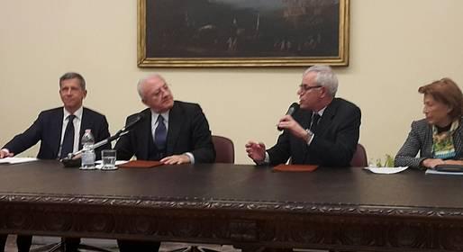 Sottoscrizione Accordo tra Regione Campania, i Sindaci delle Isole Campane e l'ANCIM in tema di Sanità