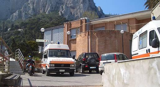 Emergenza Ospedale Capilupi