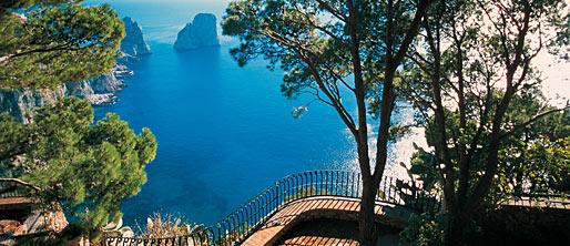 Capri Tourism