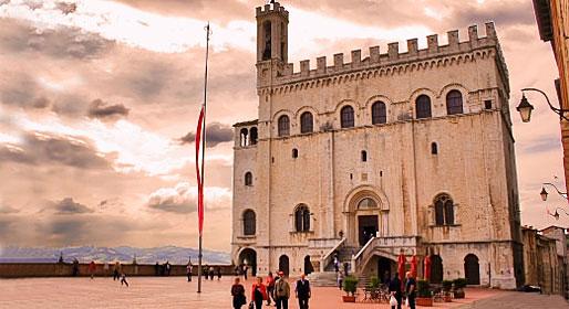 Da Citt� di Castello ad Assisi passando per Gubbio