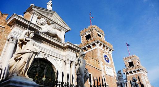 The magic of Castello