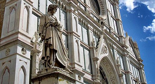 Santa Croce, il cuore della città