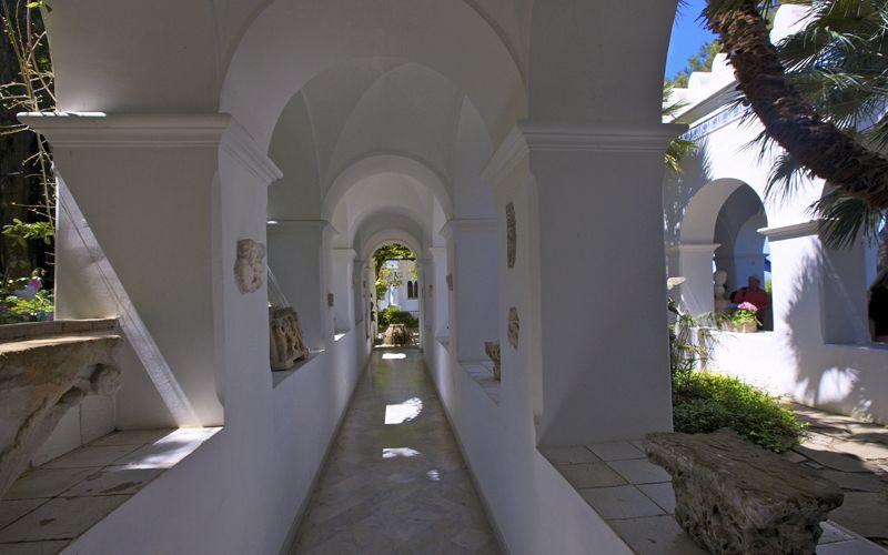 Capri Italy Villa San Michele Info Amp Photos