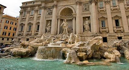 Fontana di Trevi Hotel