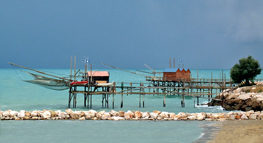 On the Costa dei Trabocchi