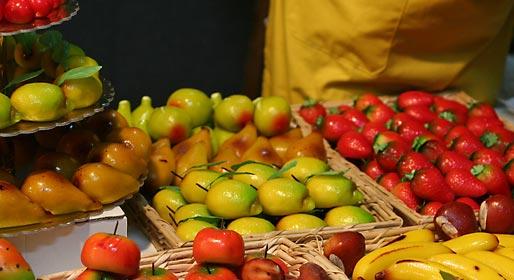 Edible Souvenirs