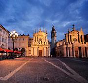 Torino dai Savoia al Lingotto