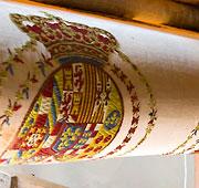 Revolutionary royal silk