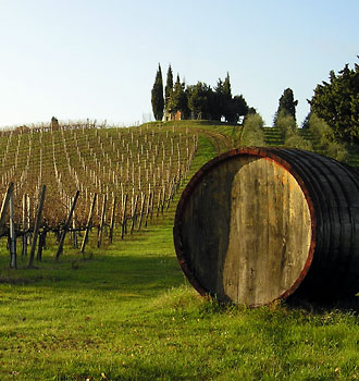 Locanda dell'Amorosa - Itiner�rio: L'Amorosa and the Chianti