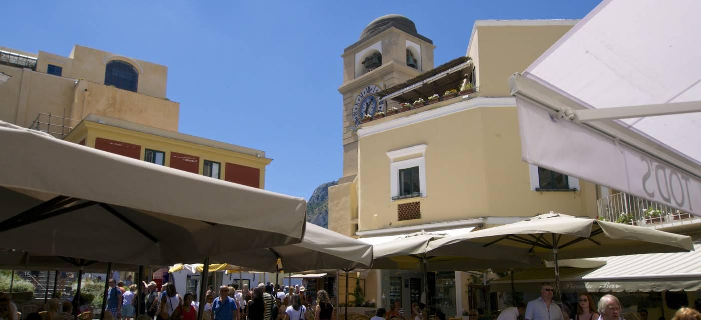 La Piazzetta di Capri
