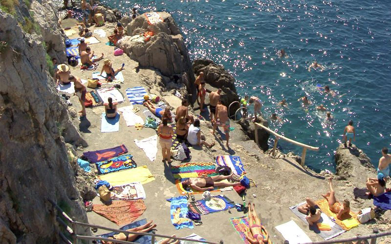 The Grotta Azzurra - Capri Christina Riccio