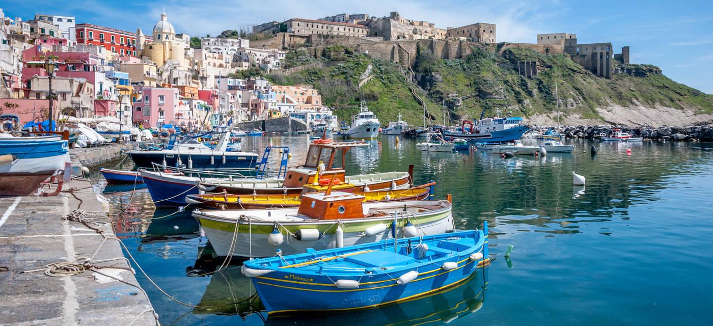 Beyond the Island of Capri